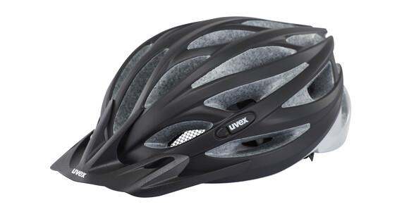UVEX oversize hjelm sort